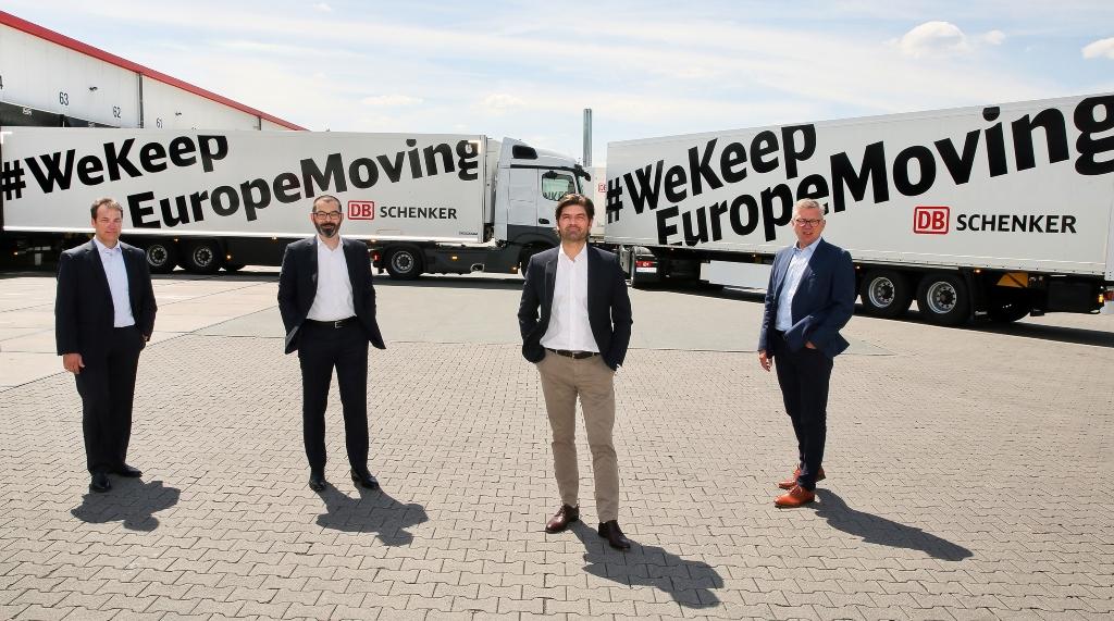 Nueva campaña de DB Schenker