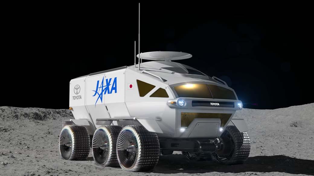 Toyota Lunar Cruiser.