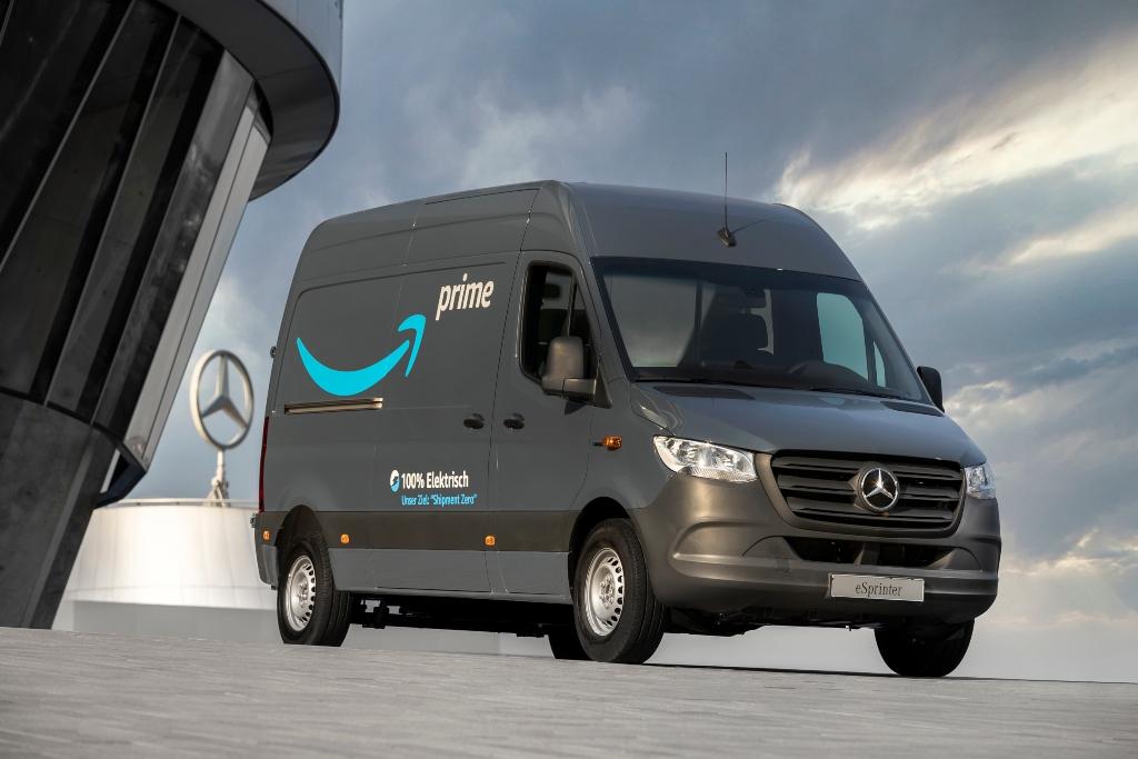 Furgoneta Mercedes-Benz Vans