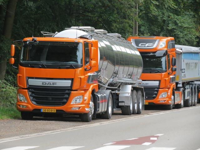 Tu camión DAF CF y XF de las series Euro 6 y Euro 5 en Buena Forma con packs mantenimiento a precio cerrado.