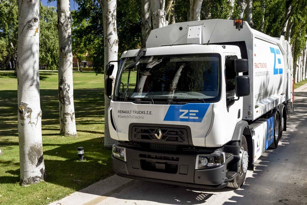 A partir del séptimo año de operación se rentaabiliza la inversión extra de un camión eléctrico como el Renault D Wide ZE.