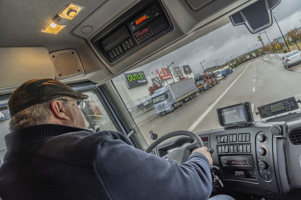 Como máximo cada cuatro semanas los conductores deben realizar el descanso semanal en sus centros de trabajo o domicilios.