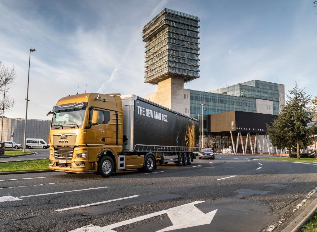 Nueva generación de camiones MAN