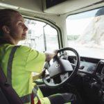 Según Volvo Trucks el mejorado puesto de conducción y confort de sus cabinas es un factor para atraer a los mejores profesionales del volante.