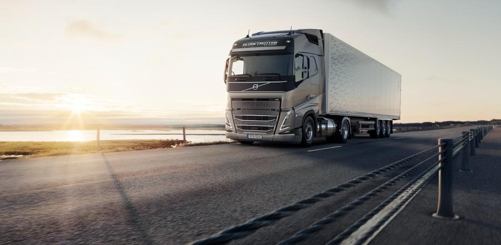 Nuevo Volvo Trucks FH con I-Save