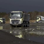 Nueva Gama FMX de Volvo Trucks para construcción y trabajos extraviales 2020.