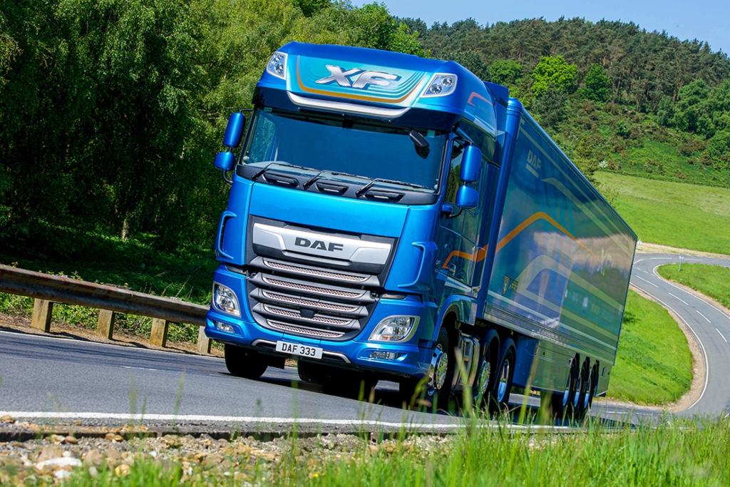 DAF gana el Fleet Truck