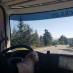 En puerto de montaña el camión sube muy bien y la potencia de frenada sumadas del intarder más freno motor alcanza los 1.000 kw.