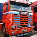 Scania 143 Streamline con motor V8 de 500 CV.