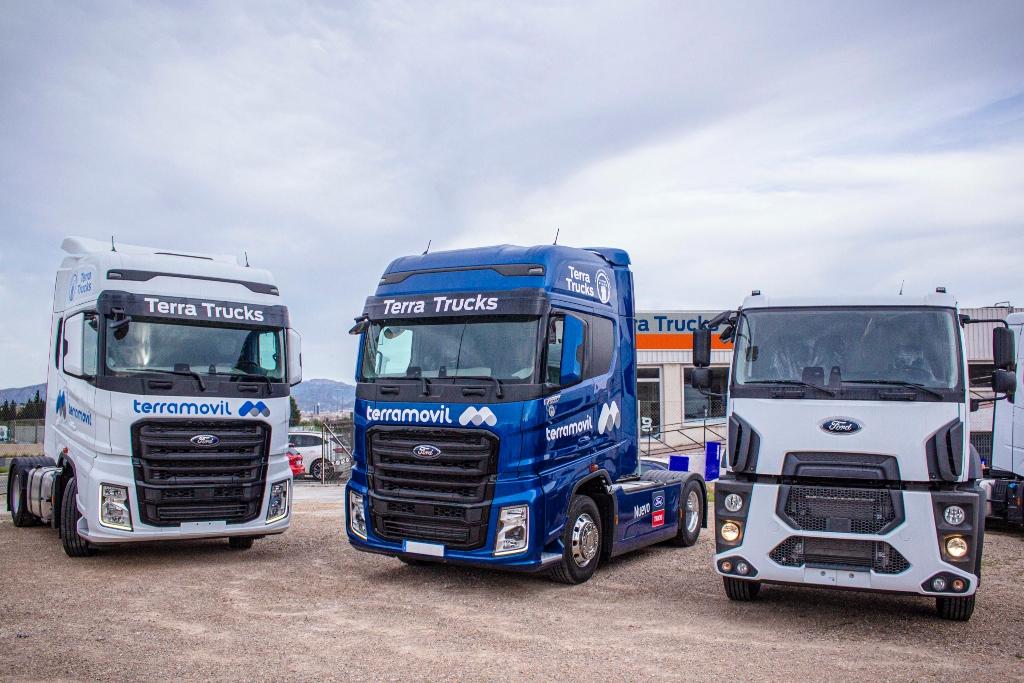 Ford Trucks celebra su primer año