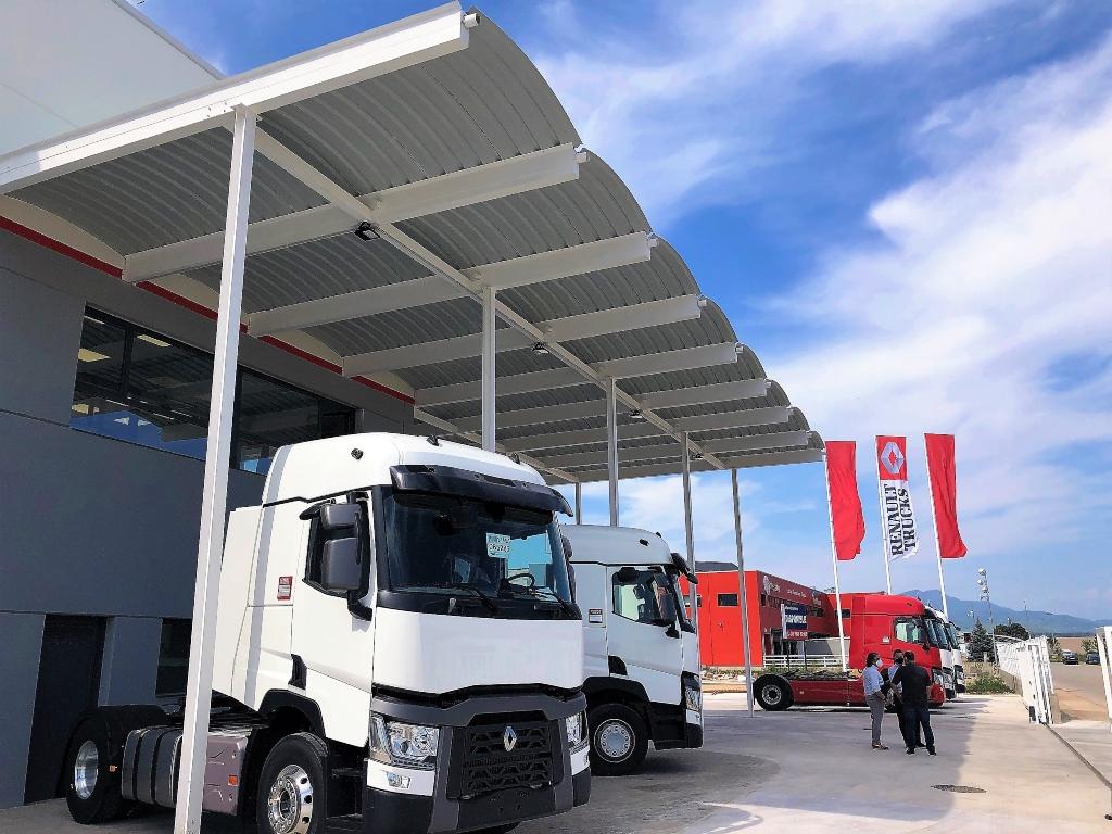 Nuevas instalaciones Renault Trucks