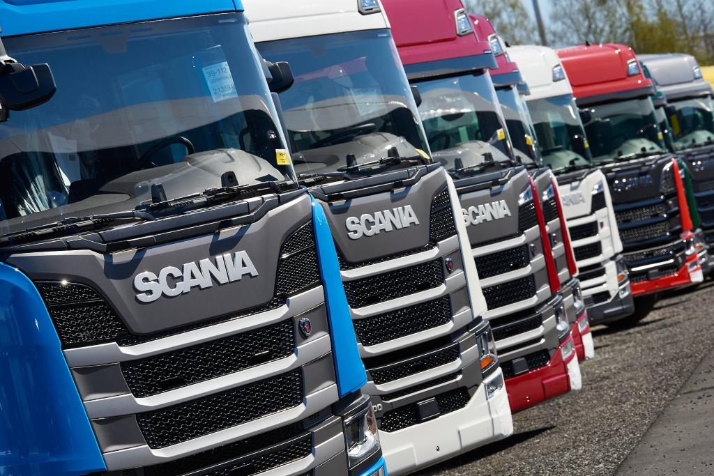 Scania gana el premio Telematik