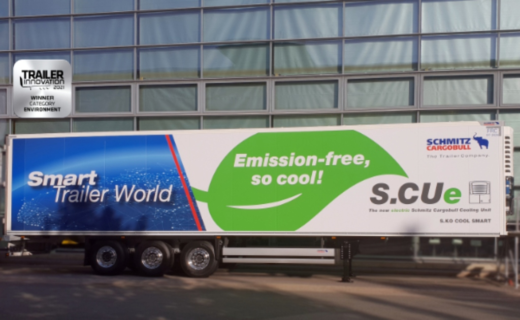 Schmitz Cargobull gana Trailer Innovation