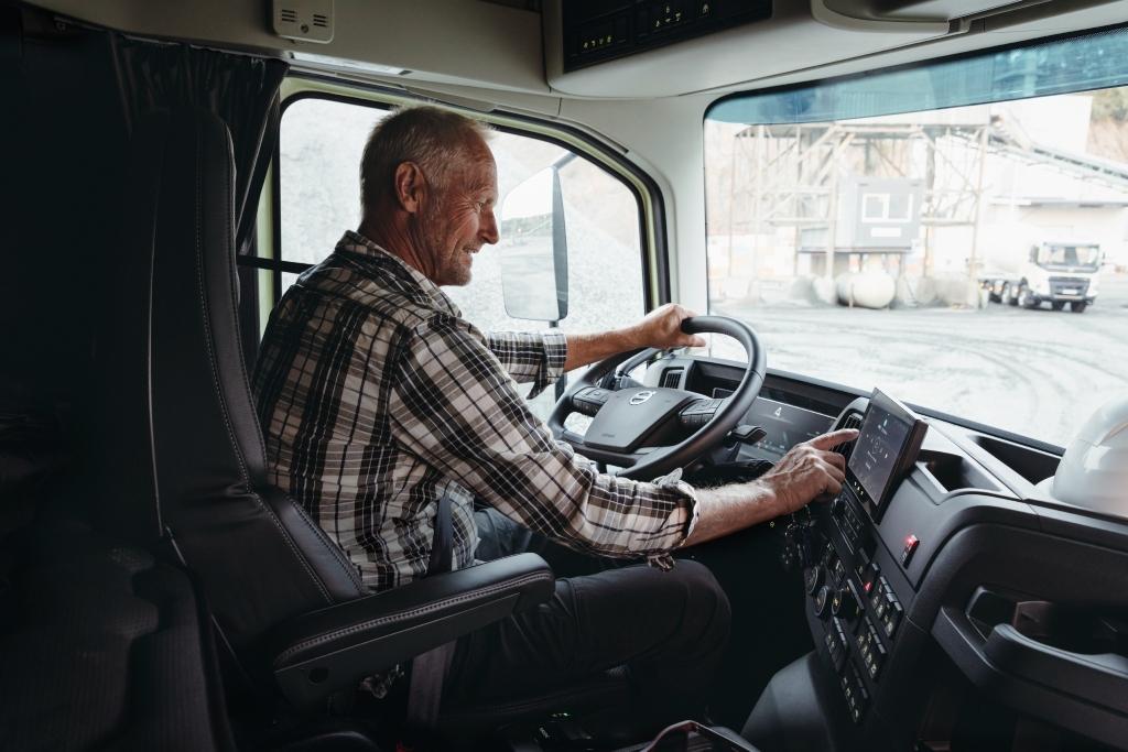 Nueva gama de Volvo Trucks