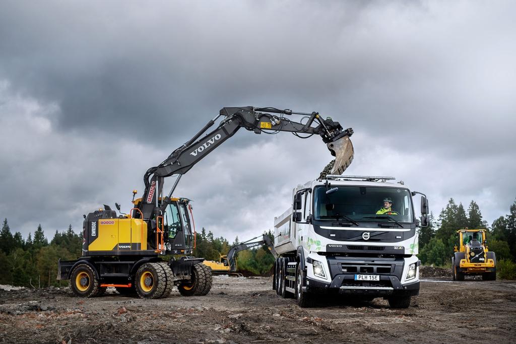 Volvo Trucks pone en marcha pruebas de eléctricos