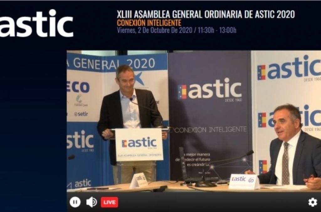 Asamblea Anual de Astic