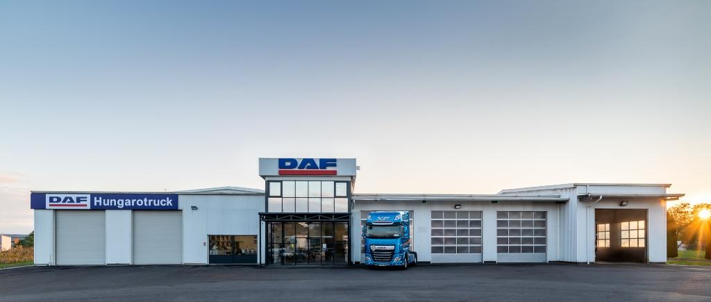 DAF abre un concesionario