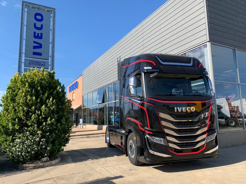 El nuevo Iveco S-Way