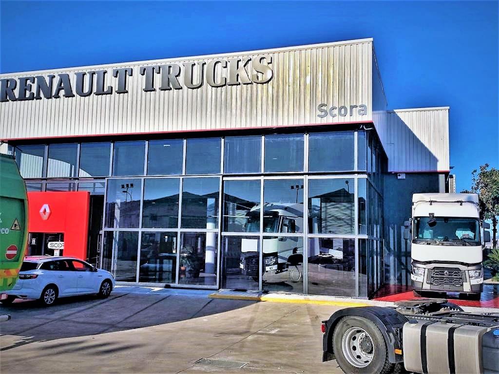 Renault Trucks estrena instalaciones