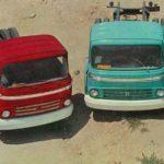 La serie de camiones Saeta de Barreiros comprendía modelos desde 1,5 hasta 7,5 toneladas de carga útil.