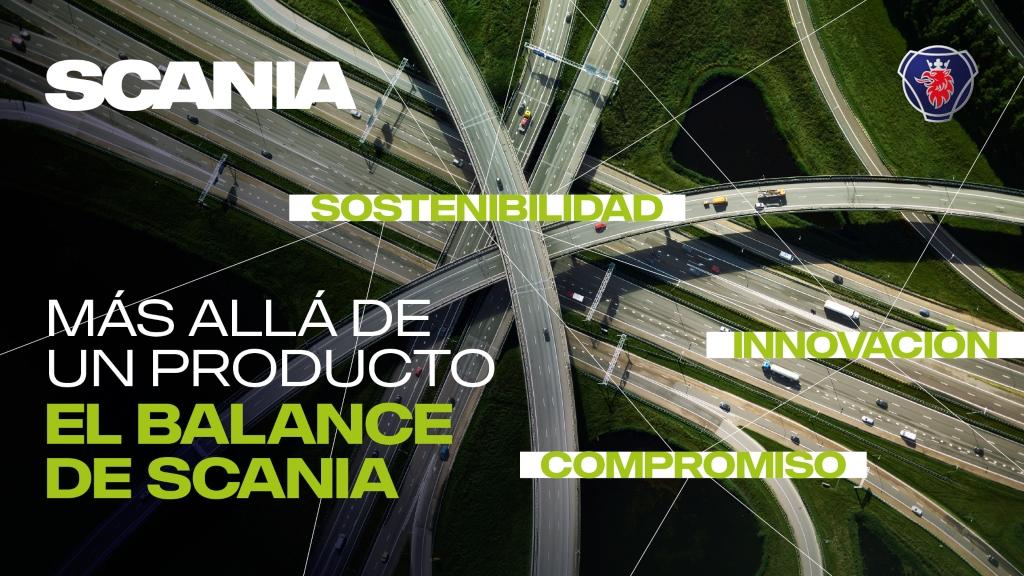 El balance de Scania