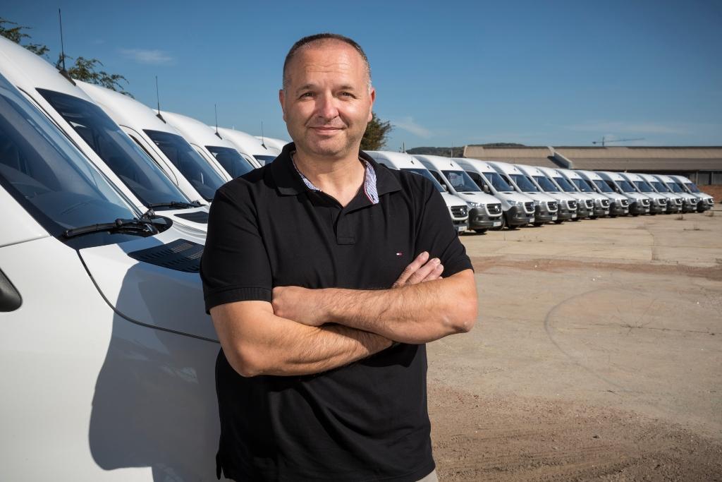 Miguelón Express confía en Mercedes-Benz