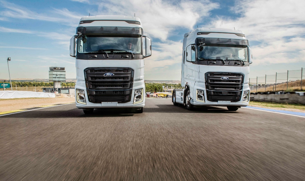 Ford Trucks se incorpora a ANFAC