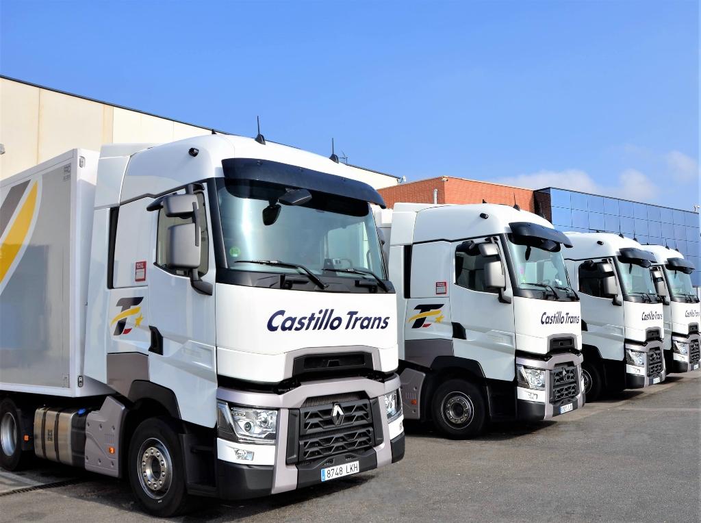 Castillo Trans renueva su flota