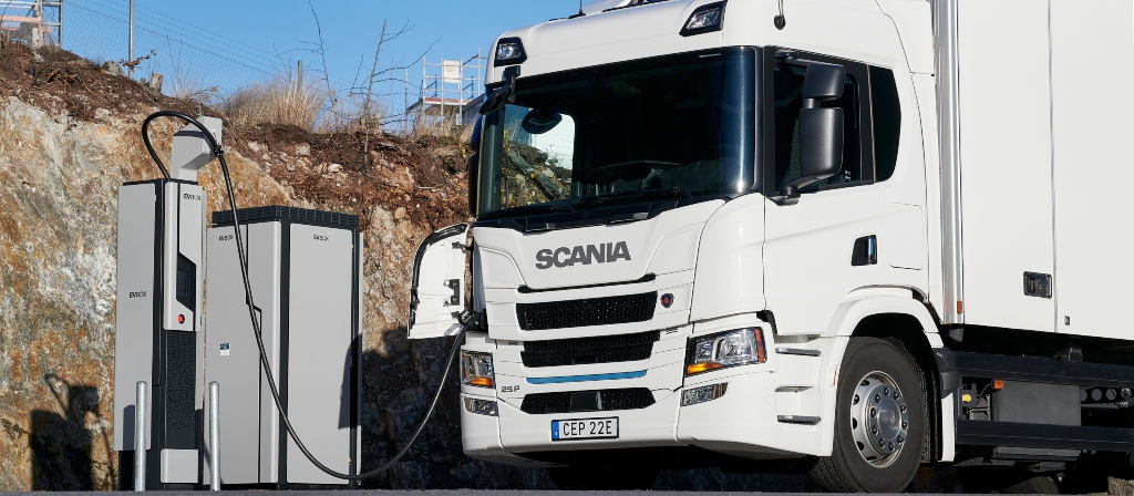 Scania crea un laboratorio de baterías