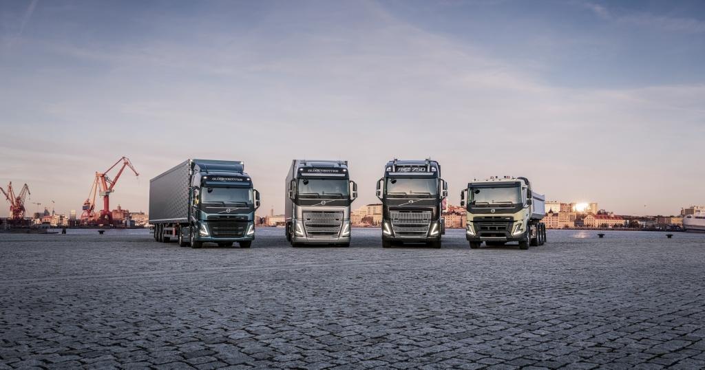 Volvo Trucks ofrece Alexa