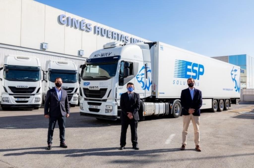 ESP Solutions amplía su flota