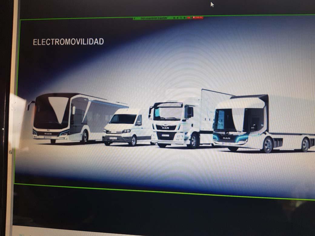 MAN Truck & Bus apuesta por la electromovilidad en todos los sectores del transporte.