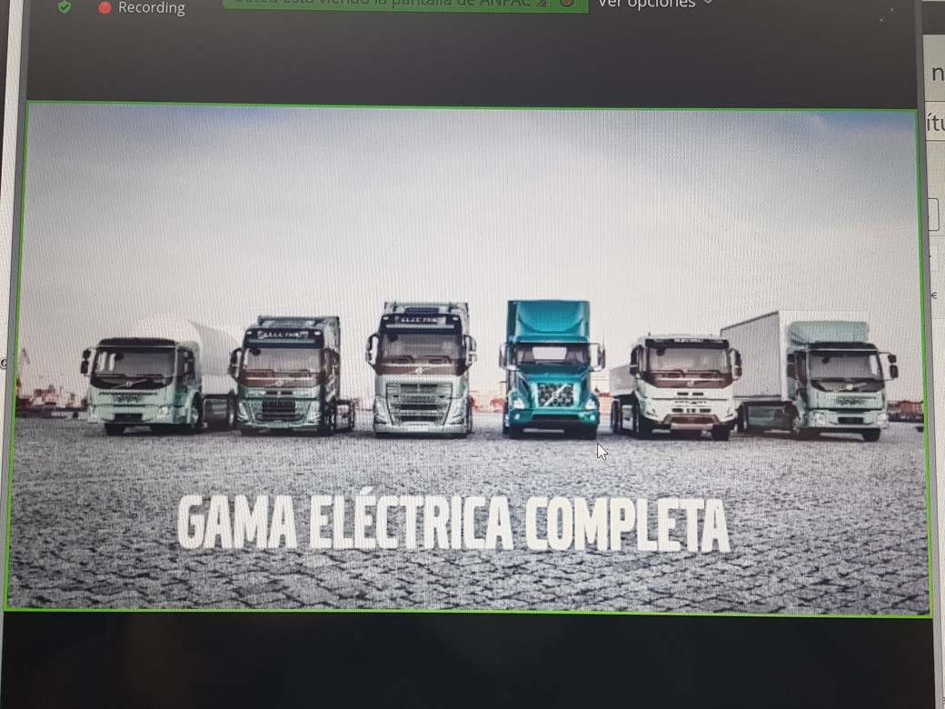 Volvo Trucks ofrece ya a nivel mundial una completa gama de camiones eléctricos.