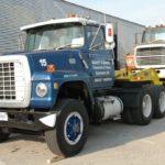 Conocidos como Louisville, estos esforzados camiones fueron todo un éxito en la gama media y pesada de Ford Trucks. Se utilizaron para distribución, obras, transportes especiales...