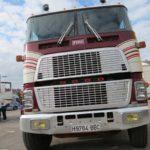 Ford CLT la versión COE, Cab Over Engine de los Ford Trucks pesados.