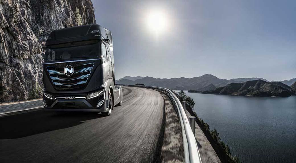IVECO colabora con Nikola para lanzar al mercado europeo camiones eléctricos y a pila de combustible.