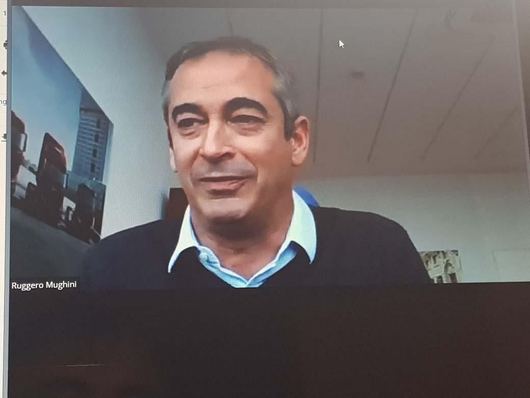 Ruggero Mughini CEO de IVECO en España.