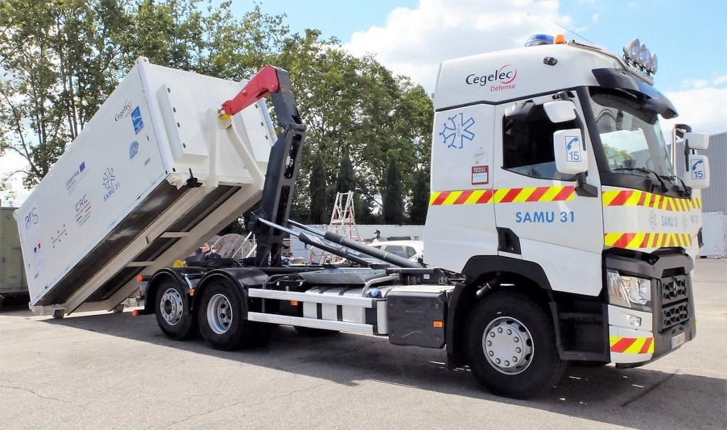 Renault Trucks refuerza la vacunación