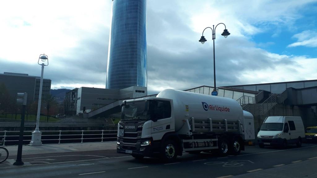 Molgás Energía apuesta por Scania