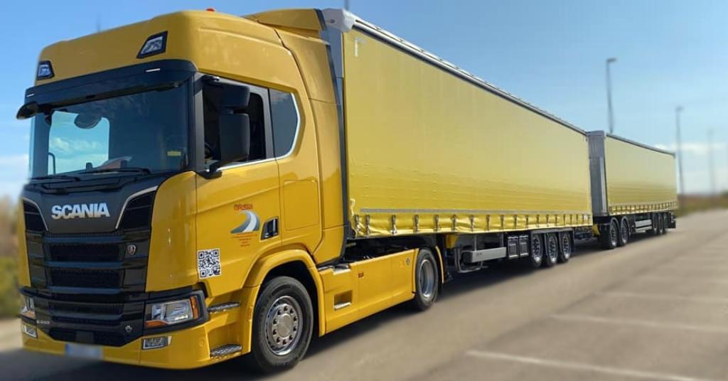 Schmitz Cargobull entrega el EcoDuo