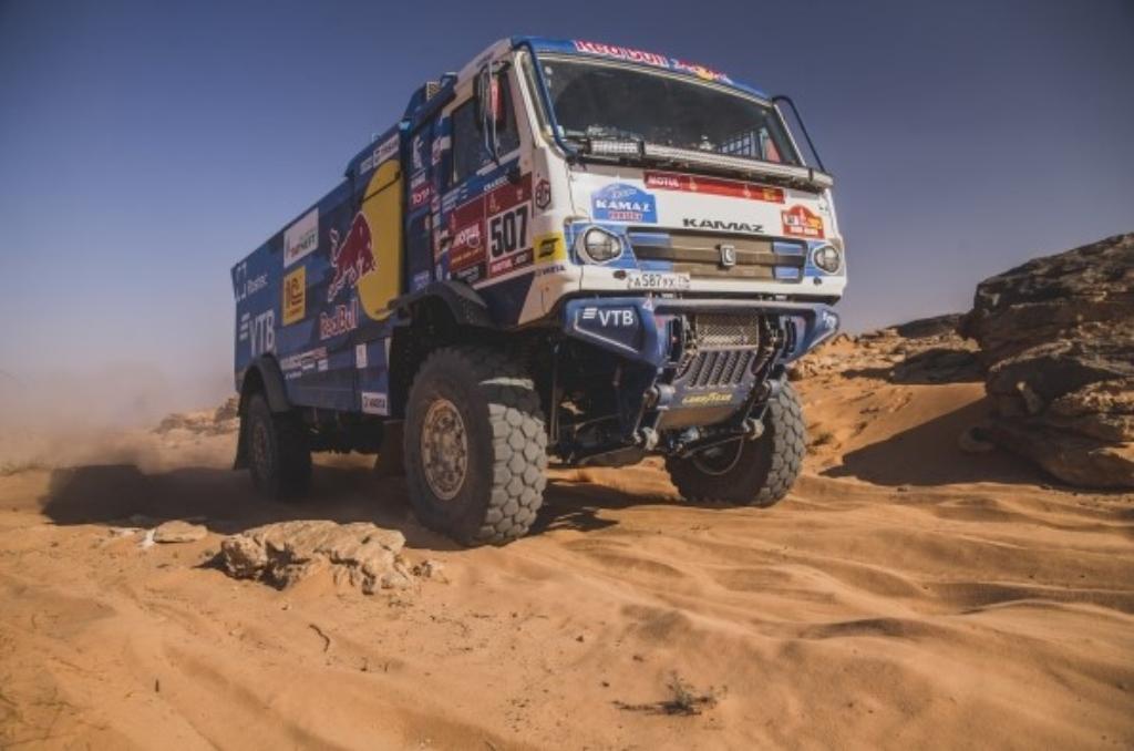 Kamaz Master gana el Dakar