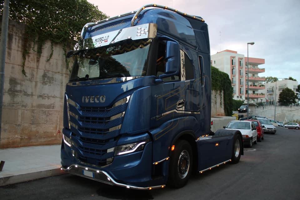 Trastevere España propone un espectacular catálogo de accesorios para personalizar tu camión.