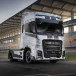 Edición Limitada de la tractora F-MAX Blackline de Ford Trucks.