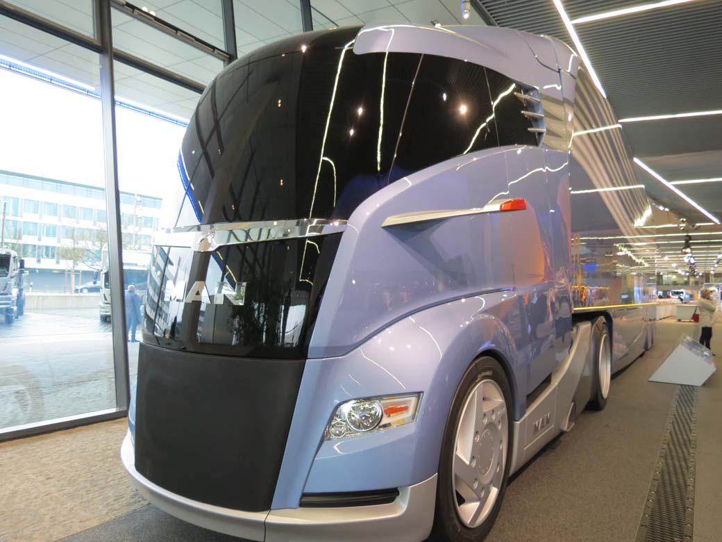 MAN Concept S creado en 2010.