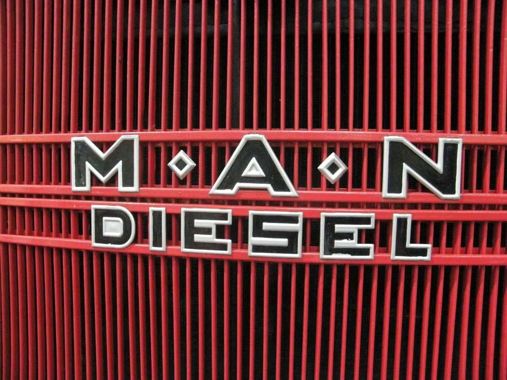 MAN Diesel dos nombres ligados en la historia de la automoción.