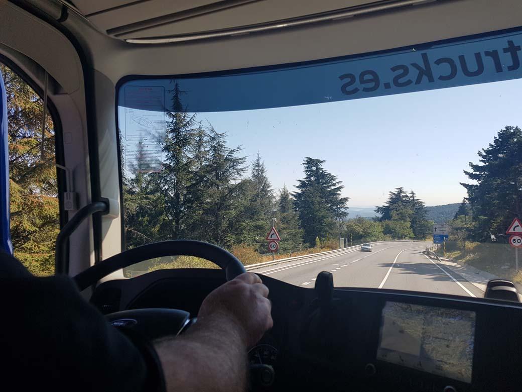 Conduciremos camiones diésel dentro de diez años? Encuesta entre los encamion@utas.