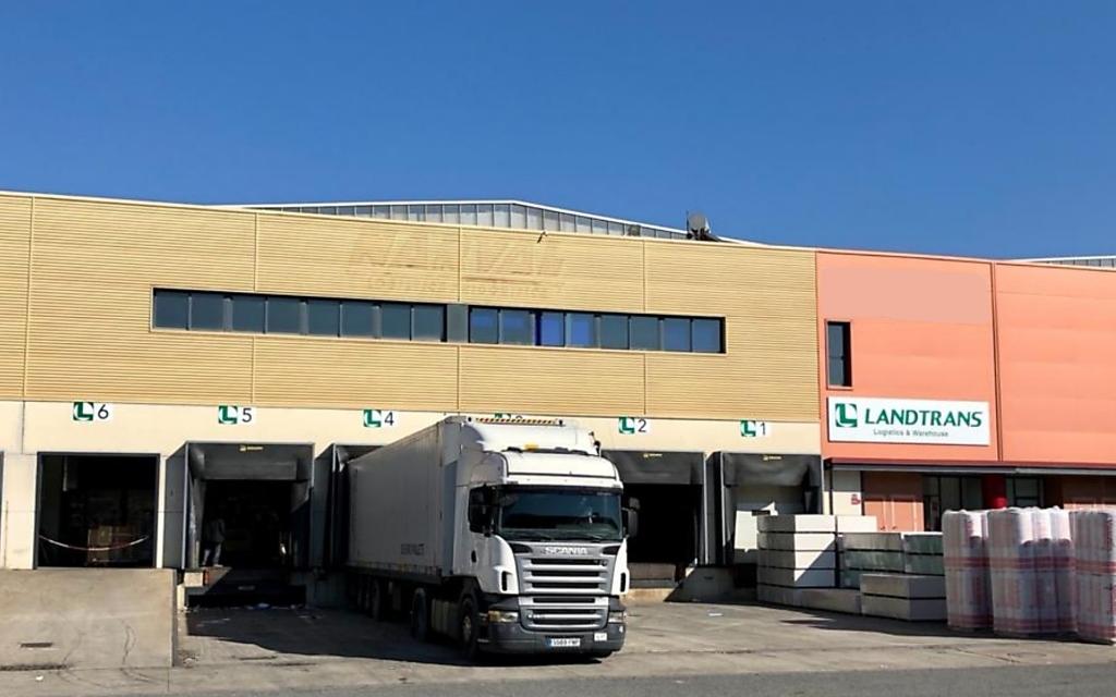 Landtrans abre un almacén