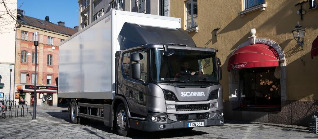 Scania lanza EAS