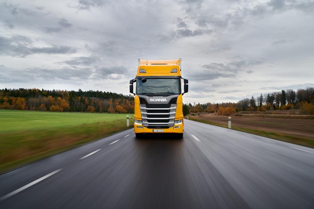 Scania 540 S vence