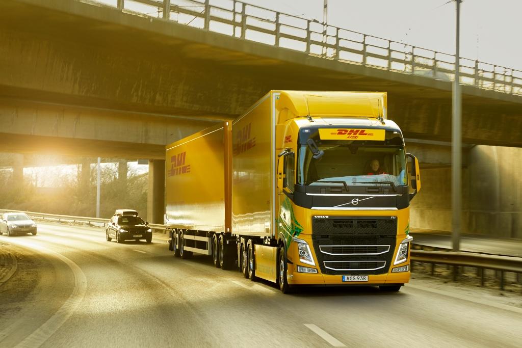 DHL y Volvo aceleran la transición